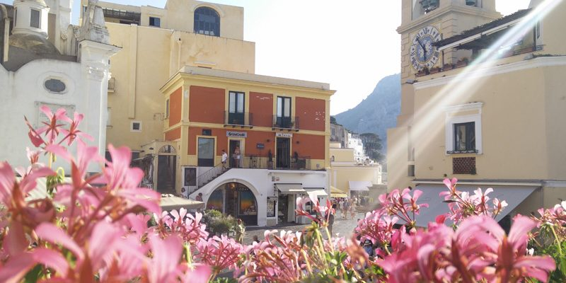 Capri leader delle classifiche 2018 di TripAdvisor: tre hotel nella top ten