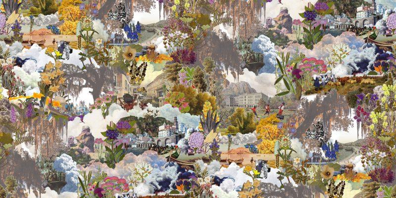 Festival del Paesaggio, tra cartoline e Pop Art