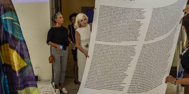 70 anni di moda Capri in mostra alla Certosa di San Giacomo