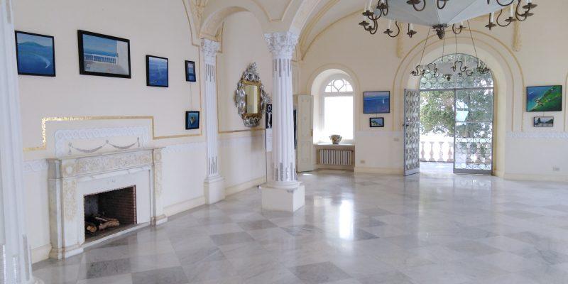 Appunti per un esilio: Arno Boueilh in mostra a Villa Lysis