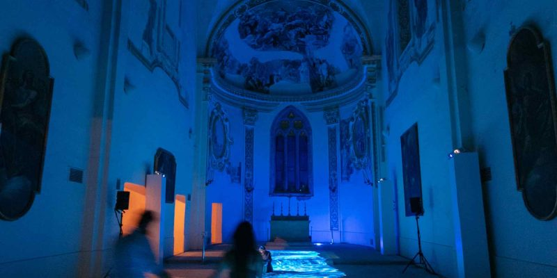 Healing Waters, Michelangelo Bastiani in mostra alla Certosa di San Giacomo